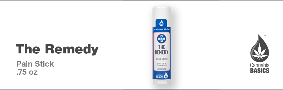 The Remedy Pain Stick