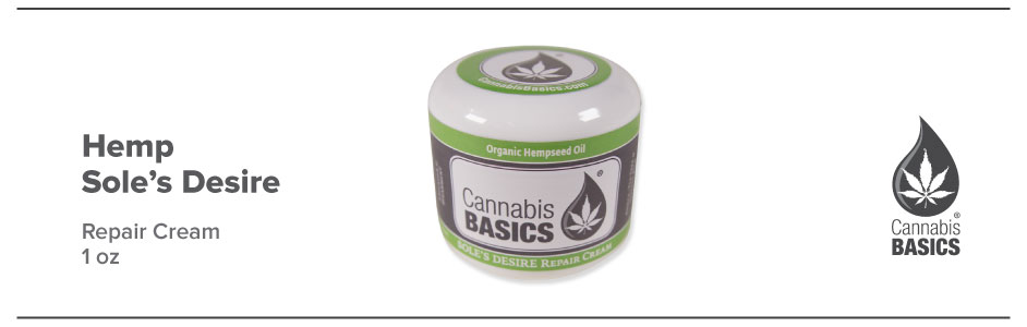 Cannabis Basics Sole's Desire