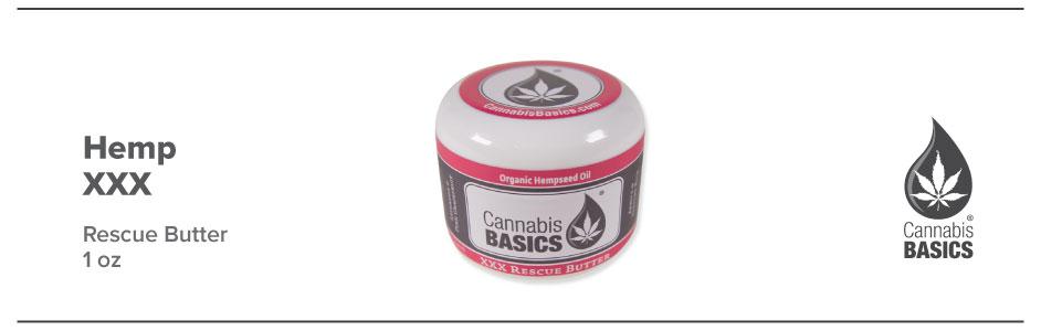 Cannabis Basics Hemp XXX